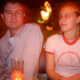 Neil Hellegers and Kelly Allen.