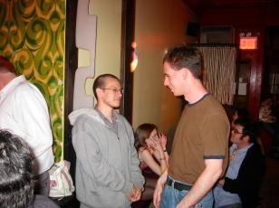 Jon Kern and Jeremy Basescu.