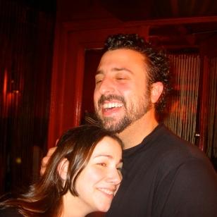 Sarah Gliko & Matt Korahais.