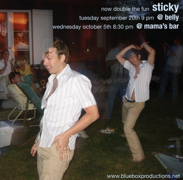 sticky sept oct
