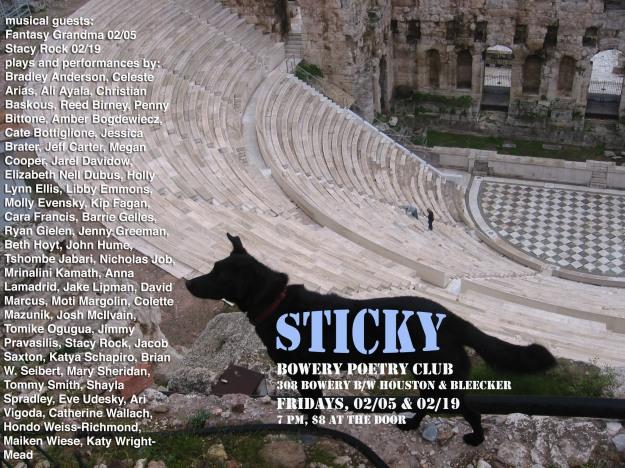 february sticky