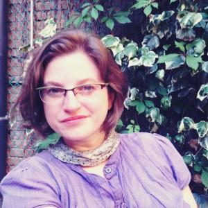 Libby Emmons, writer of Ipsa Domus