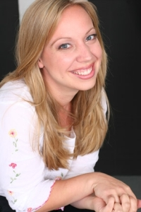 "Megan Cooper, musical director and singer in ""A Sweet Serenade"""