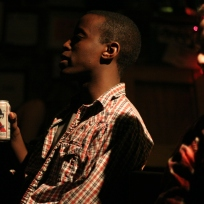 Matthew Murumba in Josh McIlvain's Home Grown, directed by Megan Cooper
