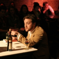 Austin Nixon in Drew Hildebrand's A Matter of Measurements, directed by Deborah Wolfson