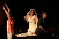 Sketch comedy group The Citizen Models, Anne Fidler, Tyler Foltz, Erin Merrill, Paul Travisano & Kevin Young